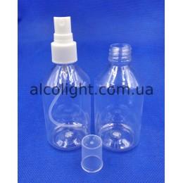 Прозрачный спрей 100 мл флакон, ПГ, (код 7011)