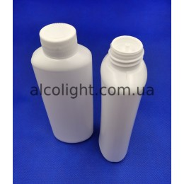 Бутылка 220 мл с капельницей и крышкой, РА, (код 5006)