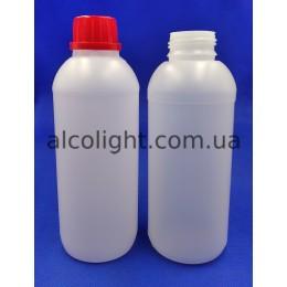 Бутылка матовая 500 мл с крышкой, РА, (код 6010)
