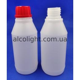 Бутылка матовая 350 мл с крышкой, РА, (код 6009)