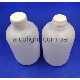 Бутылка с дозатором 350 мл с крышкой, РА, (код 6012)