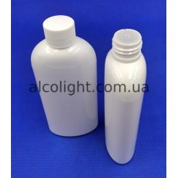 200 мл белые бутылочки с крышкой, ПГ, римма , (код 5001)